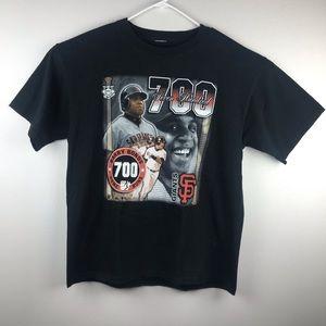 Barry Bonds San Francisco Giants 700 home runs